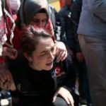 Kavga ayırırken şehit düşen polisin cenazesi toprağa verildi