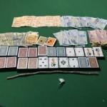 Lüks villaya kumar baskını: 23 kişiye ceza kesildi