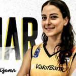 VakıfBank'tan Pınar Eren Atasever'e teşekkür