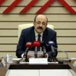 YÖK Başkanı Saraç'tan son dakika açıklama