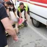 13 yaşındaki çocuğun feci ölümü! Bisikletin gidonu karnına saplandı