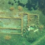1500 yıllık batık bazilika korona sürecinde daha belirgin hale geldi
