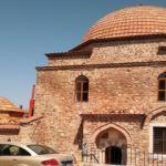 İznik çinilerinin sergilendiği tarihi 1. Murat Hamamı