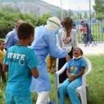 Çocuğun testi pozitif çıktı, 200 kişi karantinada!