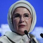 Emine Erdoğan'dan, 'Dünya Okyanuslar Günü' mesajı