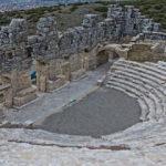 Gladyatörler şehri Kibyra anıtsal yapılarıyla hayranlık uyandırıyor