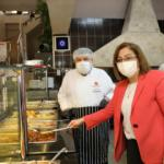 """İşletmeler pandemi standardını """"Fıstık Gibi"""" yakalıyor"""