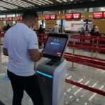İstanbul Havalimanı'nda aylar sonra yurt dışı uçuşları başladı