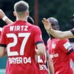 Leverkusen, turnuvanın sürprizini geçerek finalde