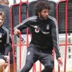 Beşiktaş'ta Muhammed Elneny dikkat çekiyor