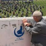 Namaz için stada alınmayan dedeye Erdoğan'dan hediye