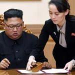 Kim'in kız kardeşi 'askeri harekat' ile tehdit etti