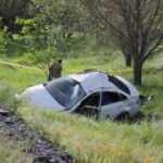 Sivas'ta otomobil şarampole devrildi: 2 ölü 2 yaralı