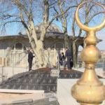 Topkapı Sarayı'nda çatılardaki kurşun levhalar yenileniyor