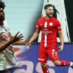 Vodafone Park'ta Antalyaspor hüsranı!