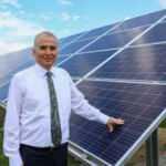 1700 hanenin elektrik ihtiyacı güneş tarlalarından gelecek