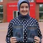 9 ayda öğrendiği Türkçe ile akademik kitap yazdı