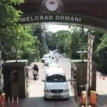Babalar Günü'nde Belgrad Ormanı'na akın ettiler; uzun araç kuyrukları oluştu