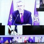 Bakan Akar, 30 NATO ülkesinin bakanlarıyla görüştü