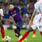 Barcelona, Sevilla deplasmanından bir puanla döndü