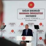Başkan Erdoğan: Hastaneye Prof. Dr. Asaf Ataseven'in adı verilecek