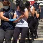 Evlerden binlerce liralık hırsızlık yapan kadınlar yakalandı!