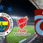 Fenerbahçe Trabzonspor maçı ne zaman, saat kaçta, hangi kanaldan yayınlanacak?