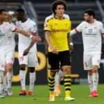 Gecenin en büyük sürprizi Dortmund'dan