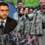HDP'li Giran Özcan maskesini çıkardı: PKK terör örgütü değil, Kürdistan'ı inkar faşizm!