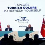Kültür ve Turizm Bakanı 'Yeniden Keşfet'  tanıtım etkinliğinde konuştu