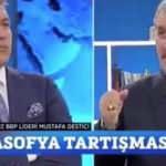 Mustafa Destici'den Ayasofya çıkışı: Benim ilk gözaltı sebebim!