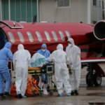 Türkiye'den bir nakil operasyonu daha! Ambulans uçakla yurda getirildiler