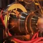 Son dakika: Yerli füze motoru test edildi! Gurur veren görüntüler