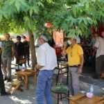 Tunceli Valisi Tuncay Sonel ile vatandaşlar arasında duygusal vedalaşma