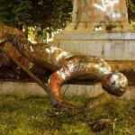ABD'de Floyd öfkesi: Konfederasyon ordusu heykelini yıktılar