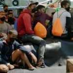 Akdeniz'de kurtarılan göçmenlerde koronavirüs tespit edildi