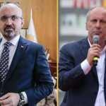AK Parti'li Turan CHP'li İnce'yi ti'ye aldı: İlk esprisi galiba! Ama olsun...