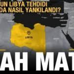 Ankara Fransa'dan gelen Libya tehditleri için ne düşünüyor?