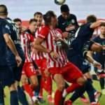 Antalyaspor Rize'yi yıktı seriye bağladı