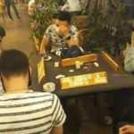 Başkent'te okey oynanan kafeye baskın