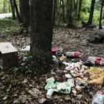 Belgrad Ormanı'nı çöplüğe çevirdiler