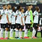 Beşiktaş'ta iki futbolcu koronavirüse yakalandı