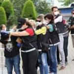 Denizli'de uyuşturucu operasyonunda 9 kişi tutuklandı