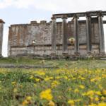 Dünya mirası Aizanoi Antik Kenti