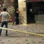 İstiklal Caddesinde cinnet: Polis caddeyi kapattı!