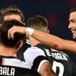 Juventus ligde farklı kazandı