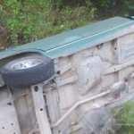 Köyceğiz'de otomobil şarampole devrildi; 1 ölü, 1 ağır yaralı