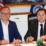 İrfan Buz Bursaspor'a imzayı attı
