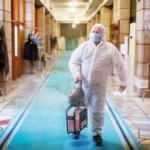 Meclis'e koronavirüs arası