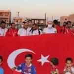 Rasulayn'da Barış Pınarı Harekatı Futbol Turnuvası düzenlendi